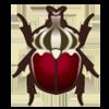 ゴライアスオオツノハナムグリ